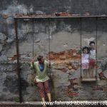Fassadenkunst in George Town