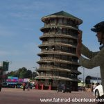 Leaning Tower in Teluk Intan