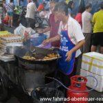 Streetfood in Kuala Lumpur