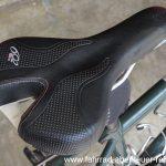 bequemer Fahrrad Sattel