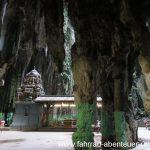 Die Batu Caves in Kuala Lumpur