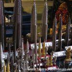 Souvenir-Verkauf in den Batu Caves