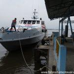 Fähre Melaka - Dumai