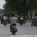 Verkehr auf Sumatra