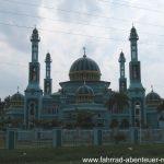 Moschee auf Sumatra