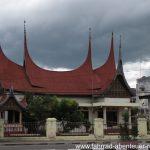 Rumah Gadang - Reiseinfos Indonesien