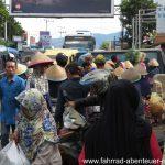 Markttreiben auf Sumatra