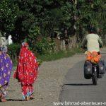Muslime auf Sumatra