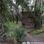 Hütte auf Sumatra