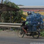 Logistik auf Sumatra