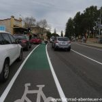 Radweg in Fremantle