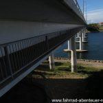 Brücke mit 2 Fahrebenen
