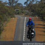 hinter Albany - Radreisen in Australien