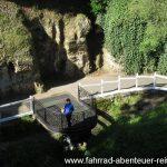 Cave Garden in Mount Gambier