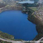 Blue Lake in Mount Gambier