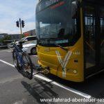 Bike-Transport im Busverkehr