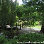 Public Garden in Oamaru