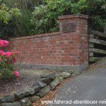 Anstiege in Dunedin