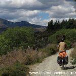 Radreisen in Neuseeland