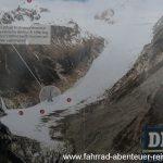 Größenvergleich Fox Glacier
