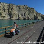 Tolaga Bay Wharf - Radreisen in Neuseeland
