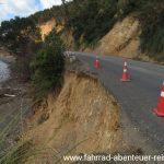 Schäden durch Erdrutsche