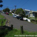 Straßen in Auckland