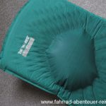 defekte Thermarest-Matte