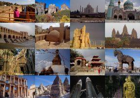 Interessante Orte und Sehenswürdigkeiten – nach Ländern