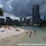 Öffentlicher Swimmingpool in Brisbane