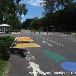 Radwege in Brisbane - Radreisen in Australien