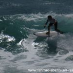 Surfer in Tweed Heads