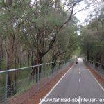 Fernleigh Track - Bahntrassenradweg