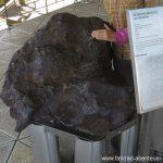 Meteorit am Planetario
