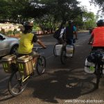 Fahrrad Packtaschen Südamerika Fahrradtour
