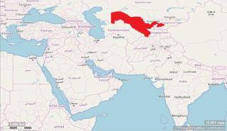 Usbekistan Karte.Reiseinfos Usbekistan Länderinfos Für Urlaub Und Reisevorbereitung