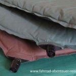 Schlafmatte Schlafzimmer auf Reisen
