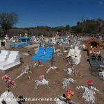 Friedhof in Argentinien