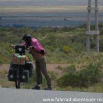 Gegenwind in Patagonien - Radreisen in Argentinien