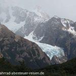 Gletscher im Los Glaciares National Park