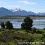 Laguna Terraplen in Patagonien