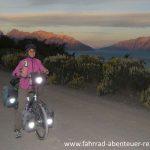 Abendstimmung am Lago General Carrera