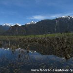 Landschaft in Chile