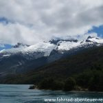 Gletscher bei Puerto el Maitén