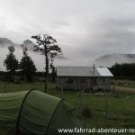 Morgennebel in Chile