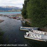 Touristenboote in Villa Rio Tranquillo