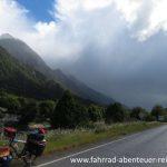 Wetter in Patagonien