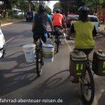 Fahrrad Packtaschen Südamerika