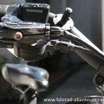 Bremszug Einstellschraube