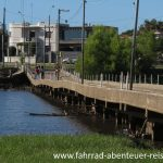 Brücke in Uruguay